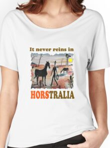 A T-shirt for all horse lovers Women's Relaxed Fit T-Shirt