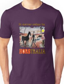 A T-shirt for all horse lovers Unisex T-Shirt