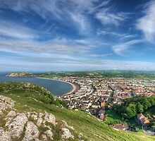 Great Orme View by Darren Wilkes