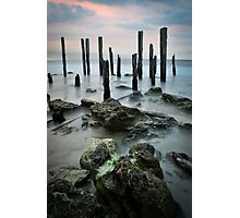 Port Willunga Photographic Print