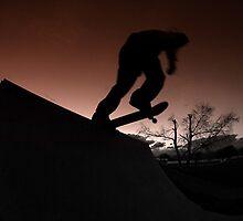 Drop in... by Jarrod Lees