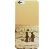 Bali Sunset Romance iPhone Case/Skin