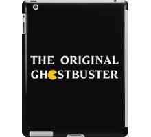 Original Ghostbuster iPad Case/Skin