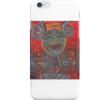 Vegi Queen - By Aga Loba & Toph iPhone Case/Skin