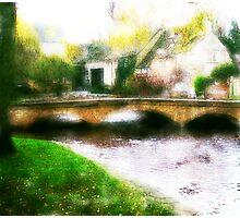 autumn scenery Photographic Print