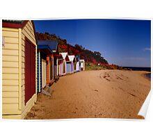 Beach box's Poster