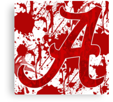 Roll Tide! Canvas Print