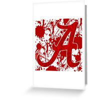 Roll Tide! Greeting Card