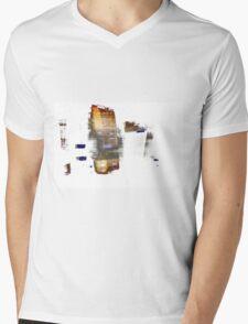 Thoughts Mens V-Neck T-Shirt