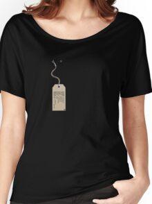 classified: human Women's Relaxed Fit T-Shirt