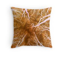 Root or Branch v 11 : Photography by Alys Griffiths Throw Pillow
