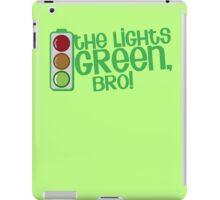 Lights green BRO! Funny KIWI New Zealand saying iPad Case/Skin