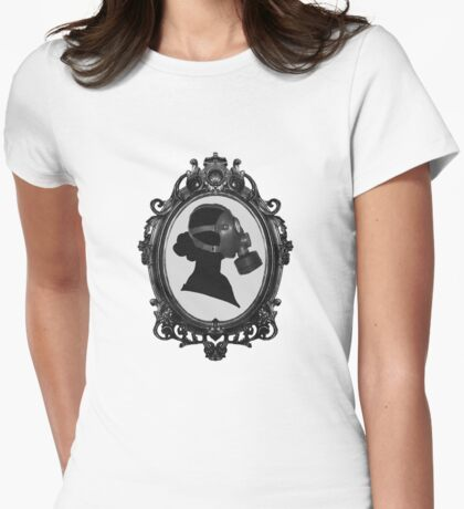 ornament and crime Womens Fitted T-Shirt