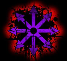 Chaos Symbol 3 by MrBliss4