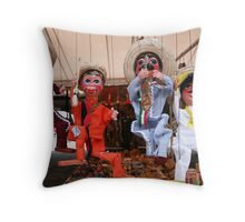 You muppets! Throw Pillow