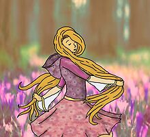 Rapunzel - May by aelita15