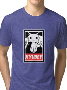 Obey Kyubey Tri-blend T-Shirt