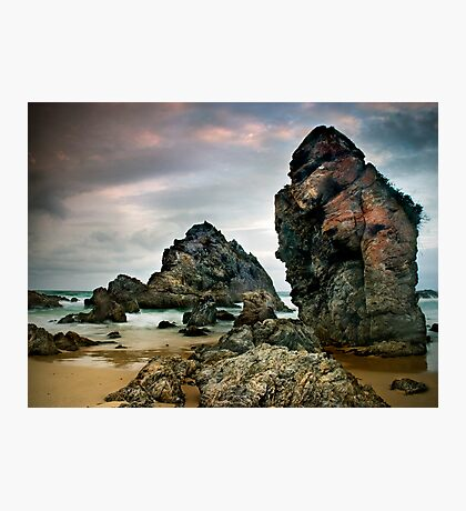 Sea Giants Photographic Print