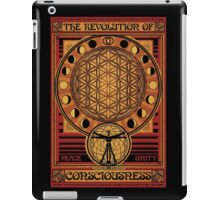 The Revolution of Consciousness | Vintage Propaganda Poster iPad Case/Skin