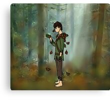 Hiccup - September Canvas Print