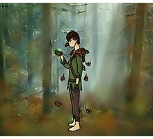 Hiccup - September Photographic Print