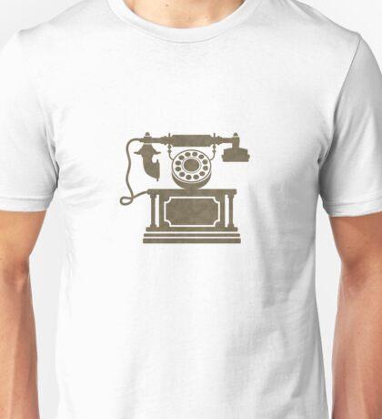 Vintage phone Unisex T-Shirt