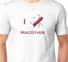 Macgyver 1 Unisex T-Shirt