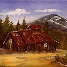 Melvin's Sugar House by John Houle