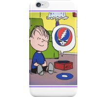 linus listens! iPhone Case/Skin