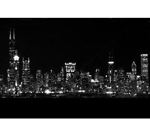 Big City Lights Photographic Print