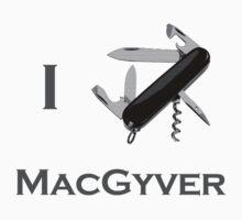Macgyver 2 by engluke