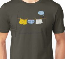 no room for my tees Unisex T-Shirt