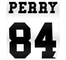 Perry '84 Poster