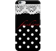 stay fashion iPhone Case/Skin