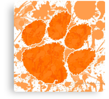 Go Tigers! Canvas Print