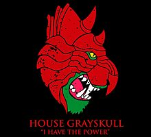 House Grayskull by NinoMelon