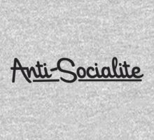 Anti-socialite by Boogiemonst
