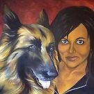 Haley & Karen by John Houle