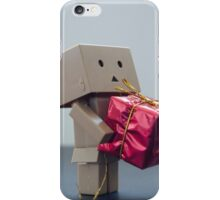 Danbo Christmas iPhone Case/Skin