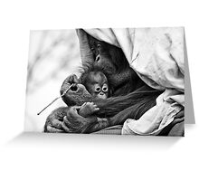 Loving Mother Greeting Card