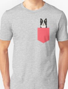 Montana - Border Collie gifts for dog people and dog lovers gifts for the dog person Unisex T-Shirt