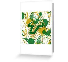 Go Bulls! Greeting Card