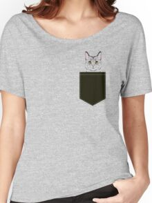 Cameron - Egyptian Mau cat gifts. cat owner gifts. perfect cat themed gift ideas Women's Relaxed Fit T-Shirt
