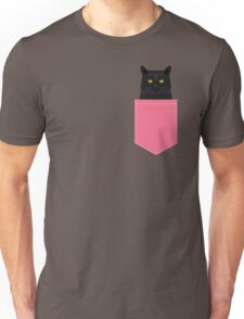 Ainslie - Cute cat phone case, gift ideas for cat people, must have cat gifts Unisex T-Shirt
