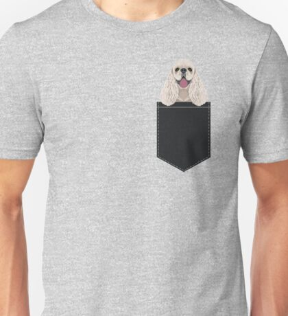 Harper - Cocker Spaniel gifts for pet lovers, dog people, and cocker spaniel owners Unisex T-Shirt
