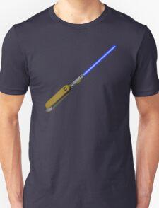 light-swiss-knife-blue-1 Unisex T-Shirt