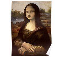 ACEO Mona Lisa I Poster