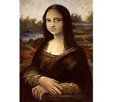 ACEO Mona Lisa I Photographic Print