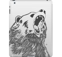 Angry Bear iPad Case/Skin