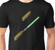 light-swiss-knife2 Unisex T-Shirt